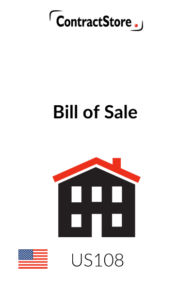 Bill of Sale