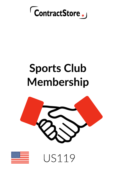 Club Membership Agreement