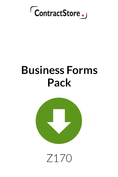 Business Forms Pack