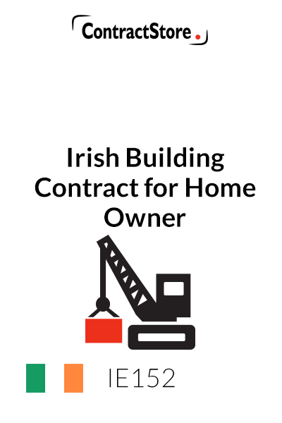 Irish Building Contract for Home Owner