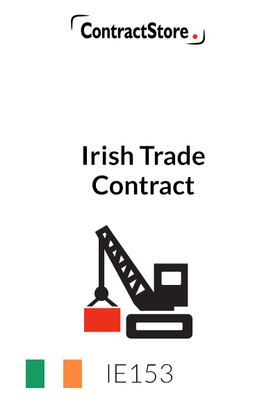 Irish Trade Contract